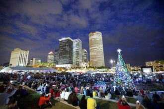 Enjoy Tampa's Holiday Attractions for Festive Family Fun