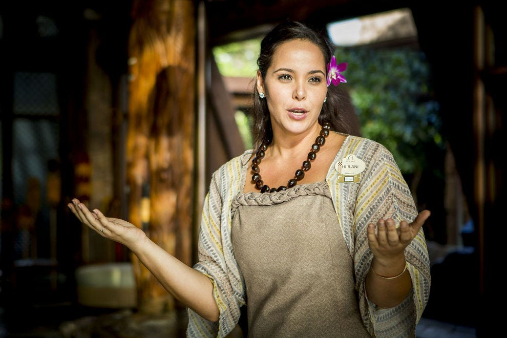 Disney cast members share the stories of old Hawaii
