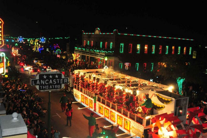 Holiday Attractions in Dallas
