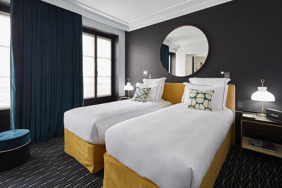 le roch hotel spa paris hotels review 10best experts and tourist reviews. Black Bedroom Furniture Sets. Home Design Ideas