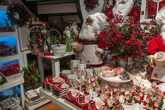 里斯本圣诞节购物
