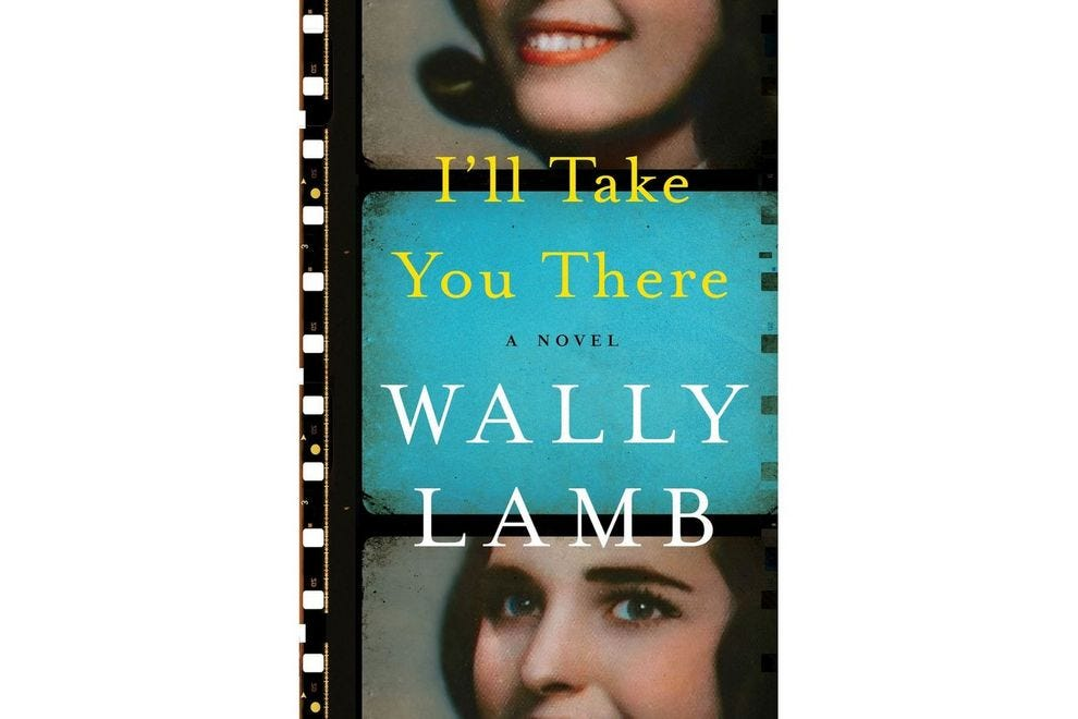 This is Lamb's sixth novel but the first to be released as a Metabook and traditional book from Harper Collins