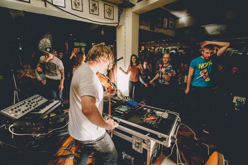 Every November, Iceland Airwaves fills Kex Hostel with even more live music than usual