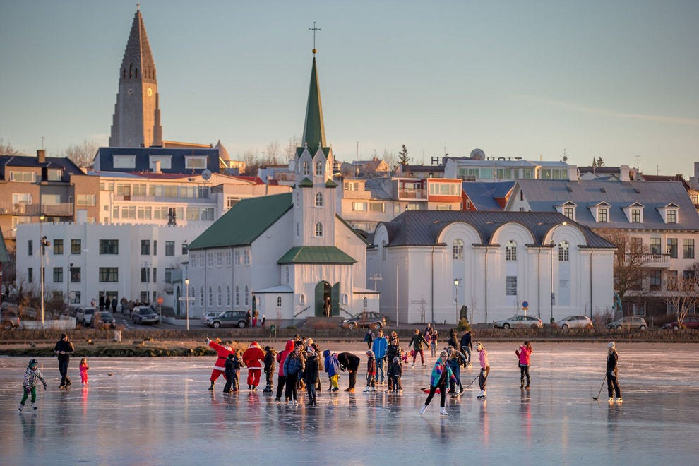 Reykjavik is a highly walkable town featuring cultural and culinary gems plus a lot of soul