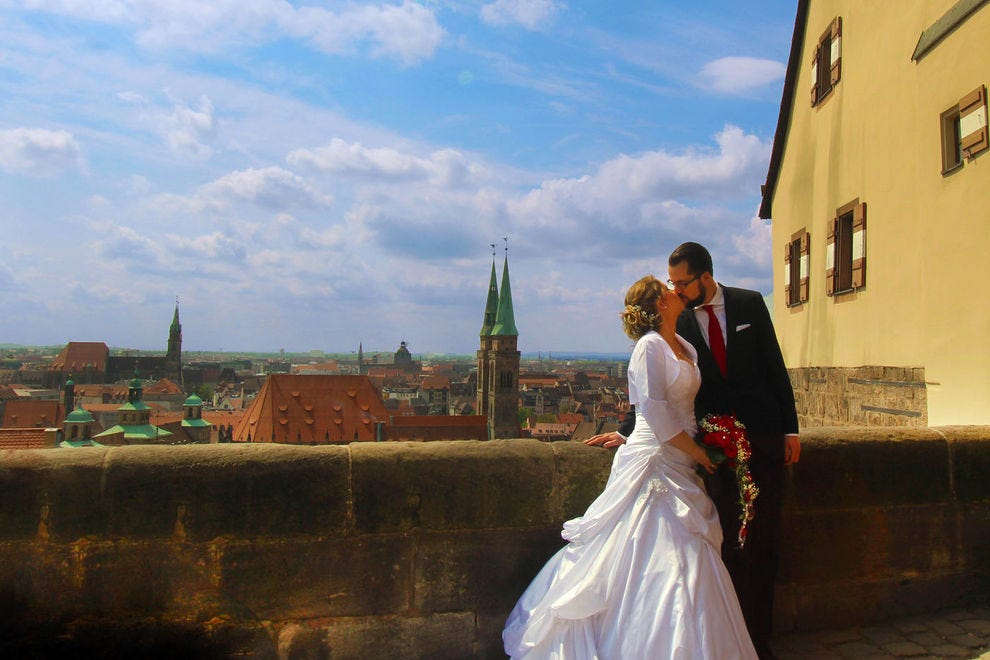 Romantic Backdrop Steeped in History