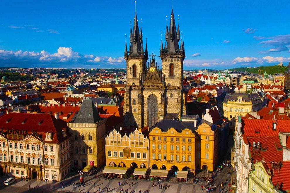 Prague, A Mosaic of History, Architecture and Czech Hospitality