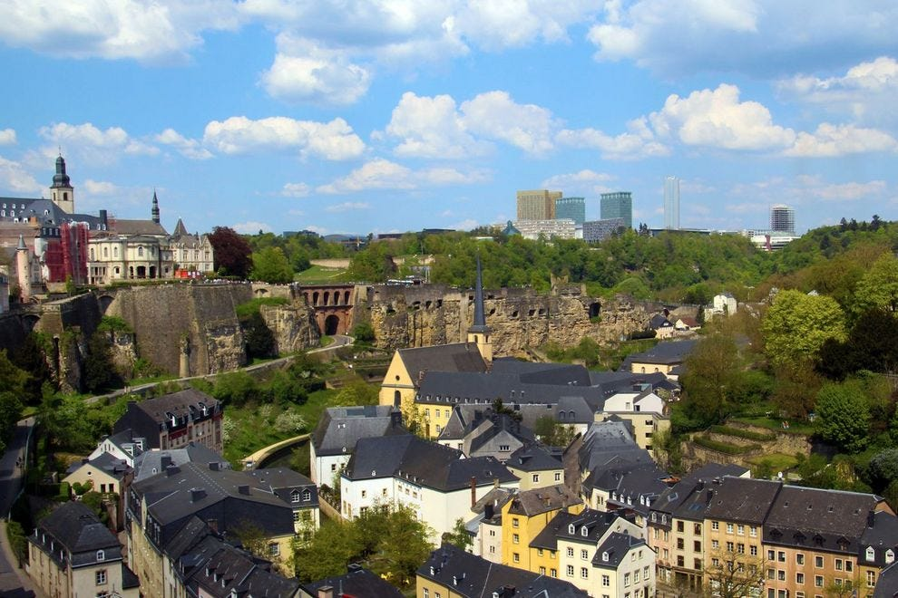 Next Stop: The Enchanting City of Luxembourg