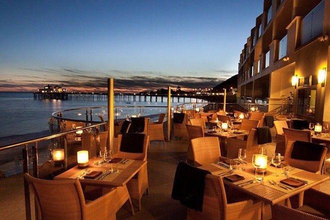 Carbon Beach Club Restaurant Malibu
