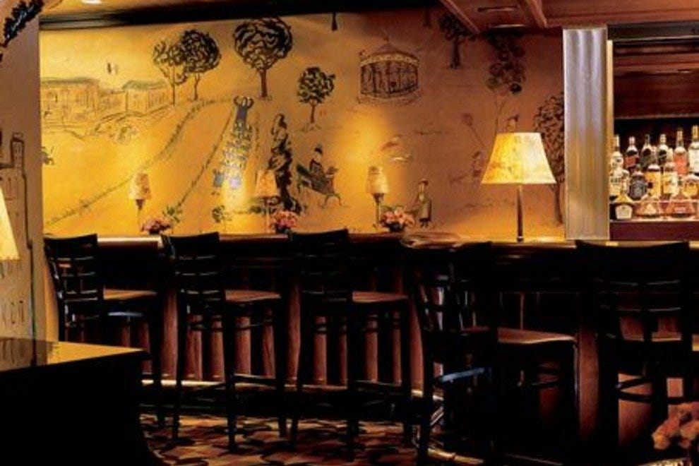 New York Hotel Bars Lounges 10Best Bar Lounge Reviews