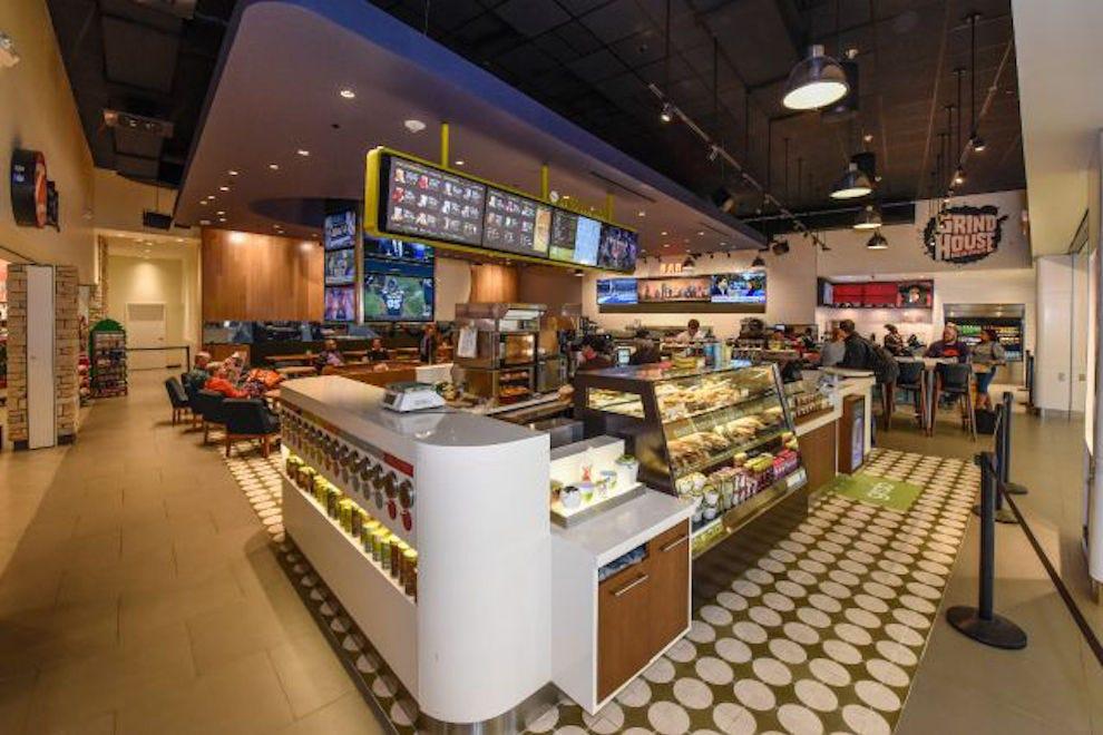 Fast Food Restaurants In Hartsfield Jackson Airport