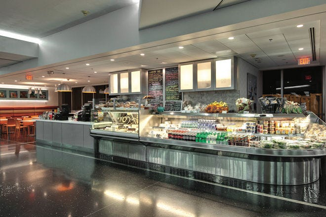 Vote Best Airport Grab And Go Dining Nominees 2017