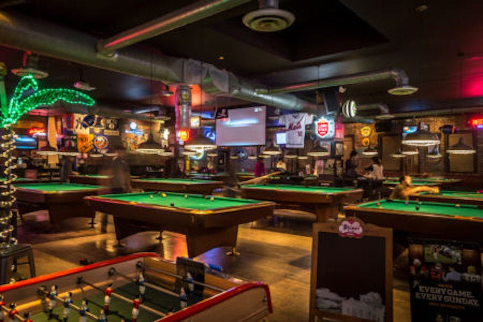 Game Room Sports Bar