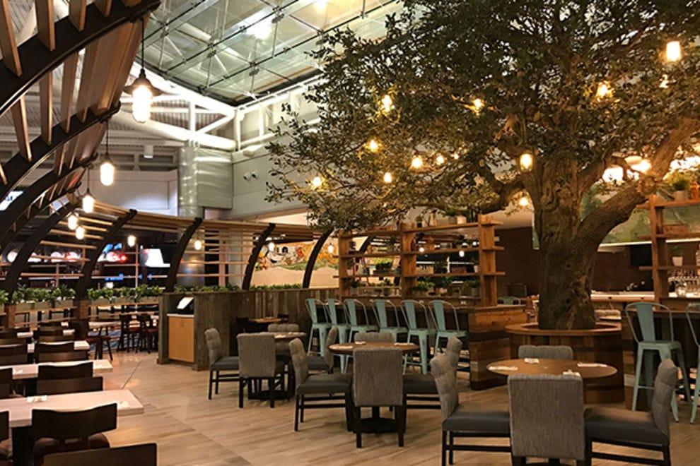 Johnny Rivers Restaurant Orlando Airport Menu