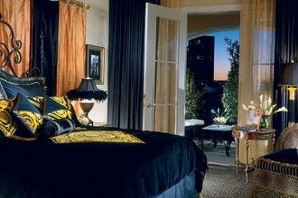 Set the scene for seduction at these Dallas area hotels