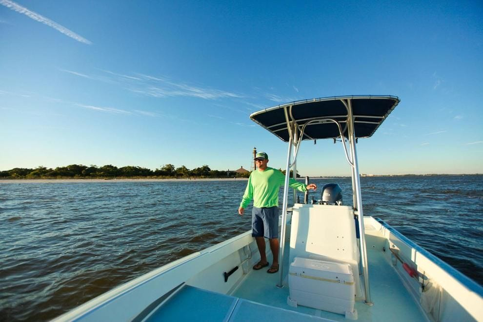 Fishskinner fishing charters fort myers attractions for Half day fishing trips fort myers