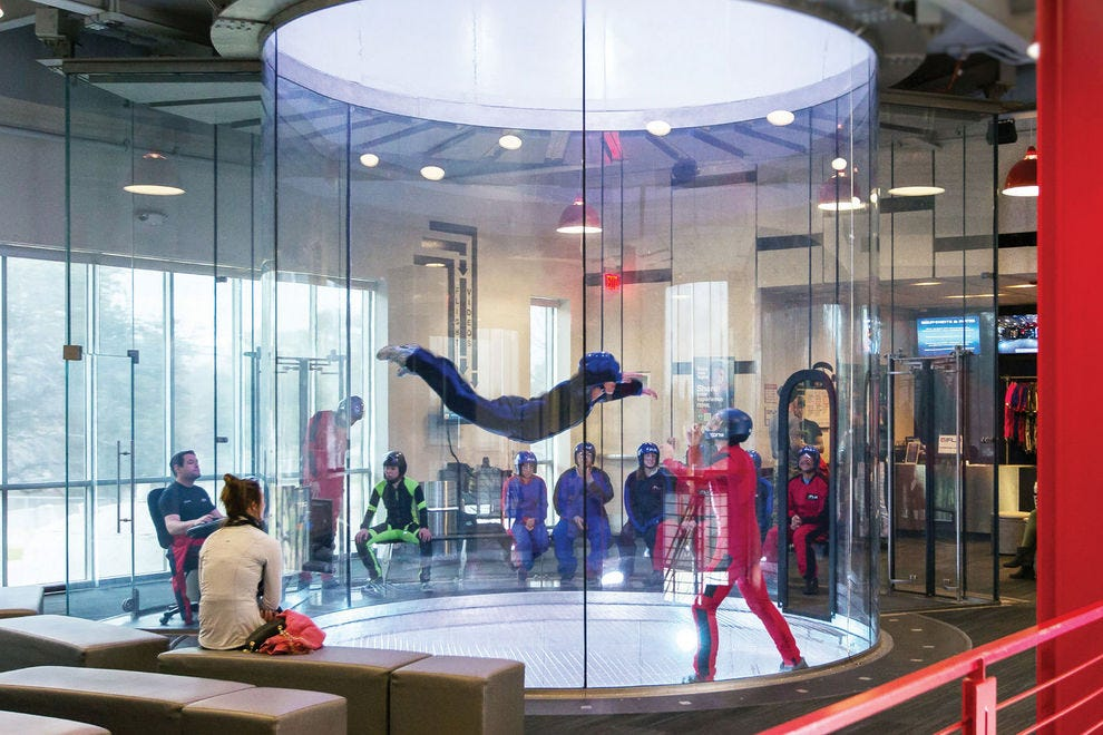 iFLY Chicago-Rosemont