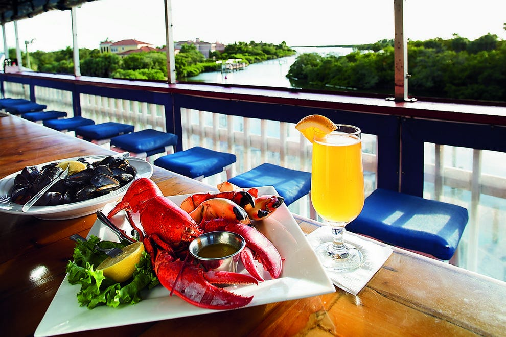 Billy's Stone Crab