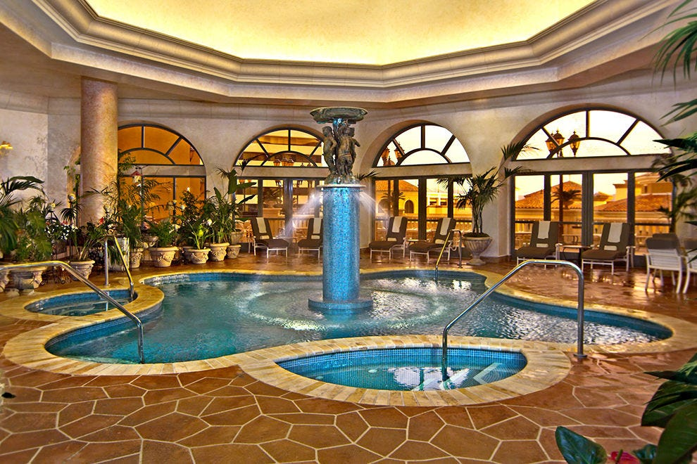 Best Spa Hotel In Reno