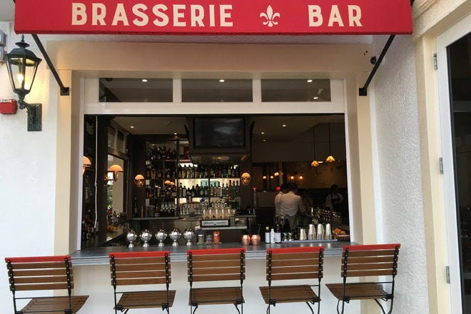 The French Brasserie Rustique