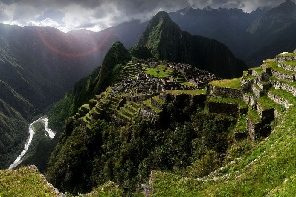 These Inca ruins might be at risk