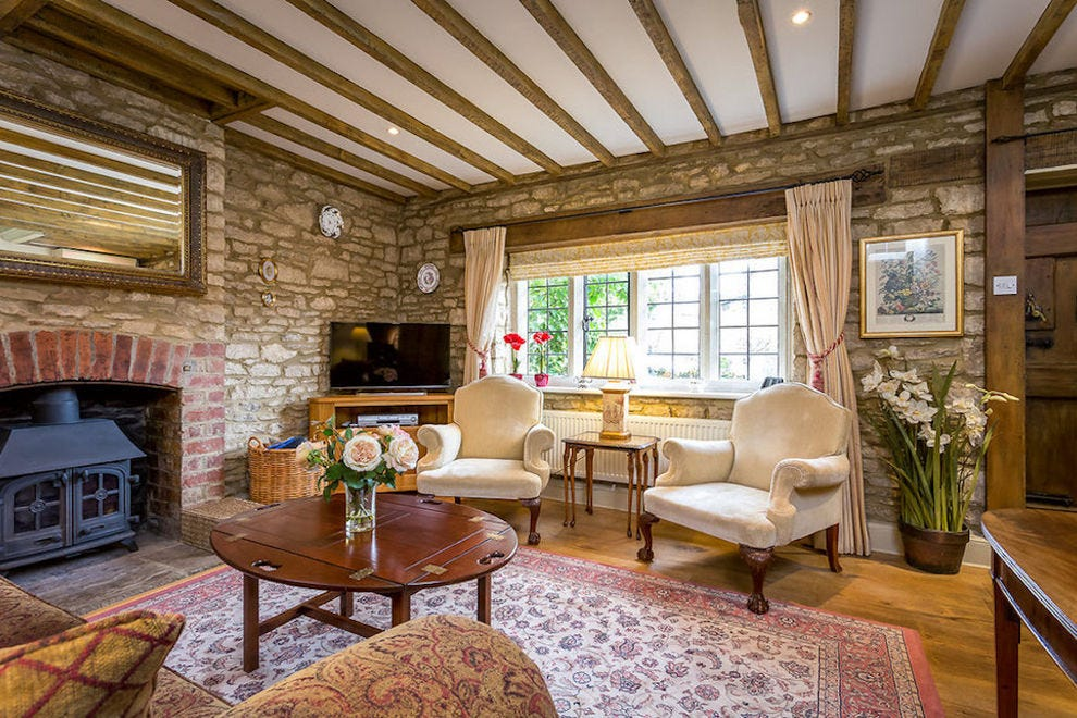 "There are plenty of ""self-catering cottages"" to rent in the Cotswolds; Broad Oak Cottage is a favorite with visitors"