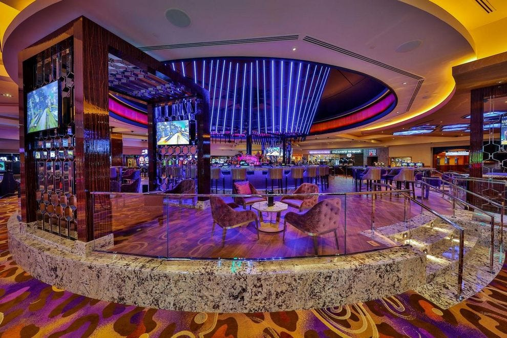 Center Bar At Hard Rock Las Vegas Las Vegas Nightlife