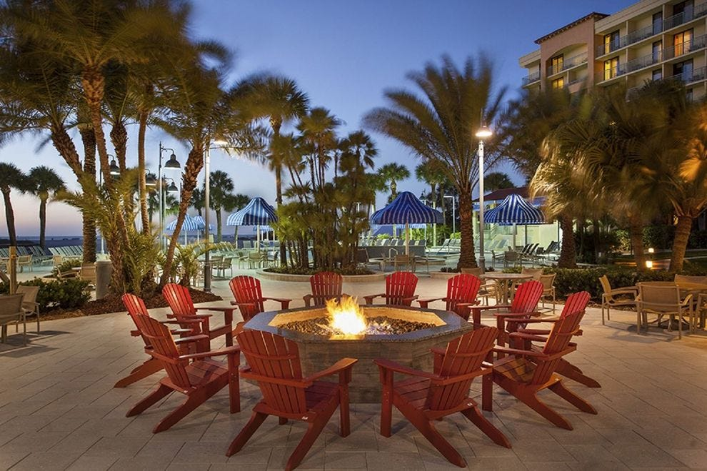 Clearwater Luxury Hotels