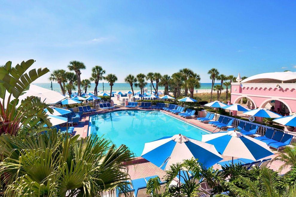 Hilton Hotels St Pete Beach