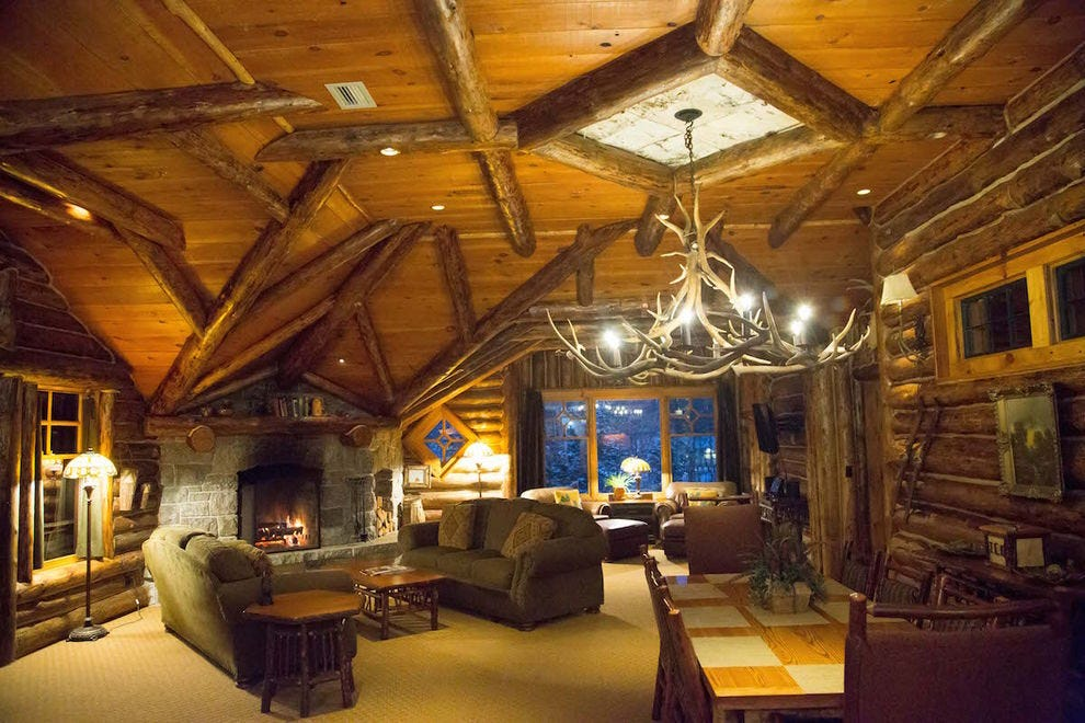 Presidential Suite at Whiteface Lodge