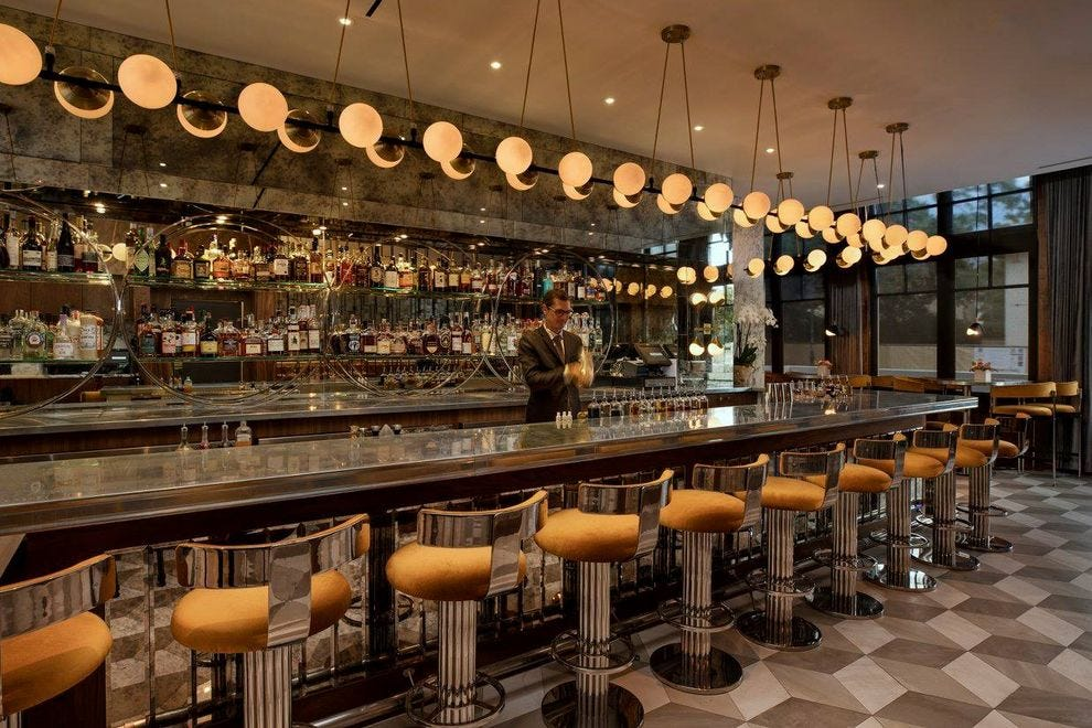 Food And Drink: New And Popular Restaurants: Restaurants In Santa Barbara