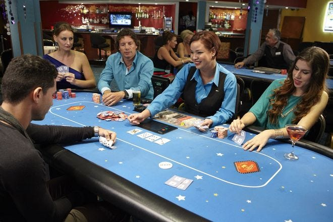 Gambling self exclusion melbourne