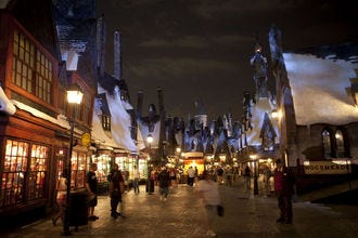 10 fictional places you can actually visit