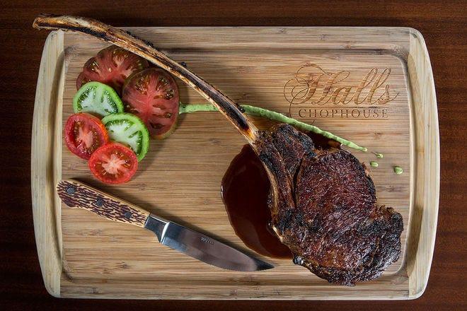 Halls Chophouse: Greenville Restaurants Review - 10Best