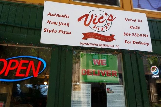 Vic's Pizza