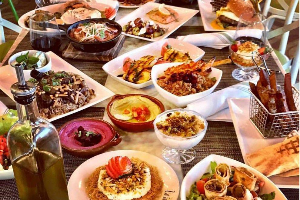 Zatar黎巴嫩Tapas&Bar