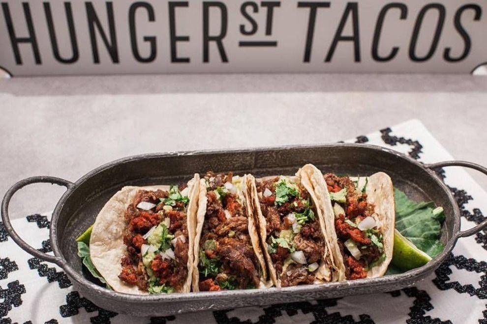 Hunger Street Tacos Orlando Restaurants Review 10best