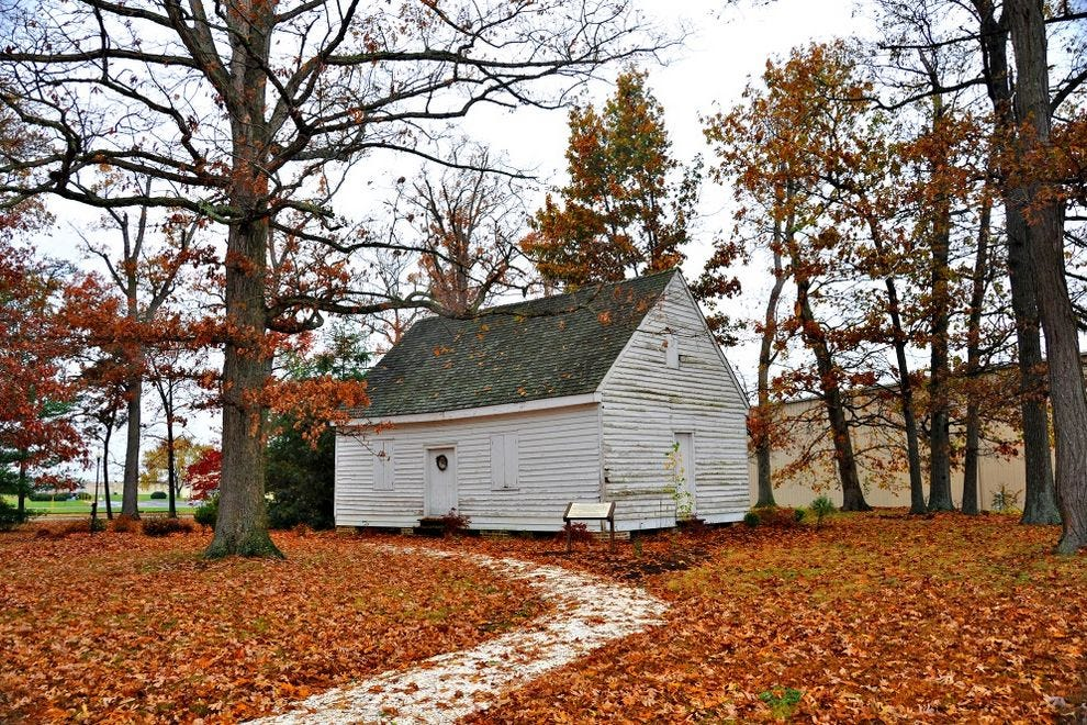Tuckahoe Neck Meeting House