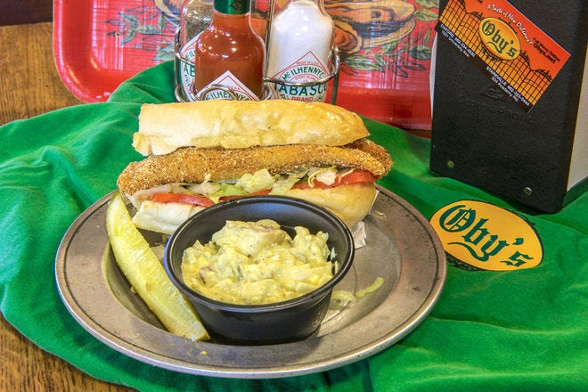 Vote best catfish sandwich in mississippi nominees 2017 for Jerry s fish house florence ms
