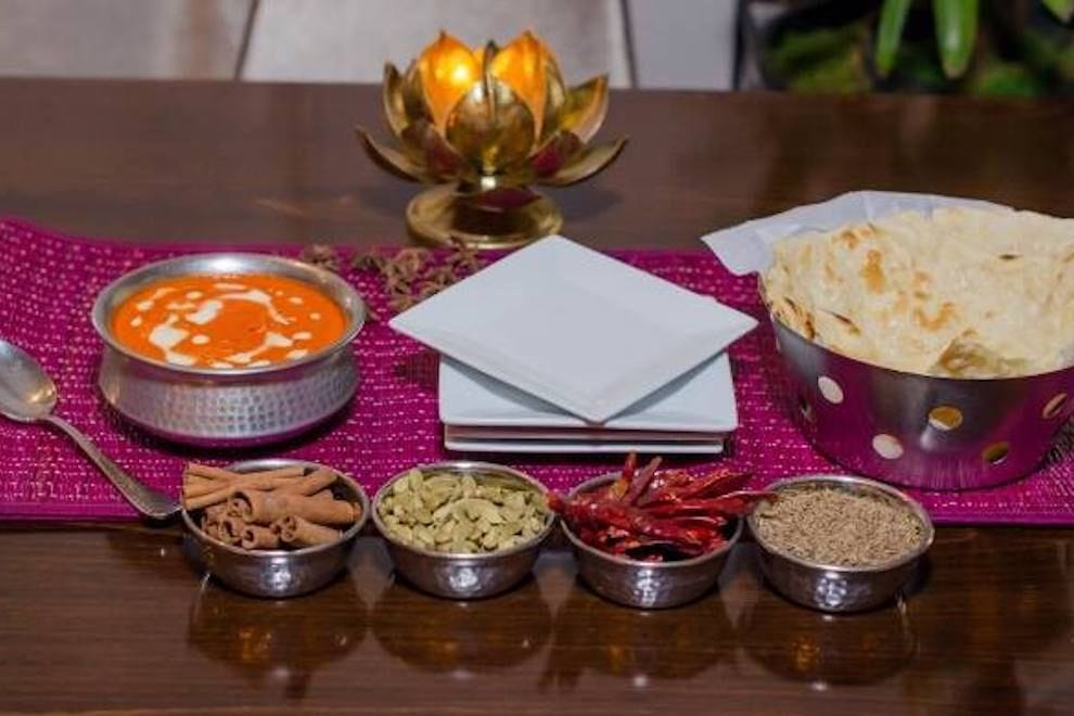 Tamarind Indian Restaurant New York City
