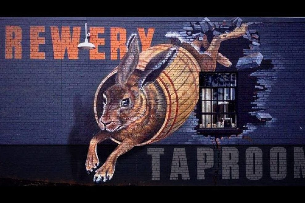 Swamp Rabbit Brewery & Taproom