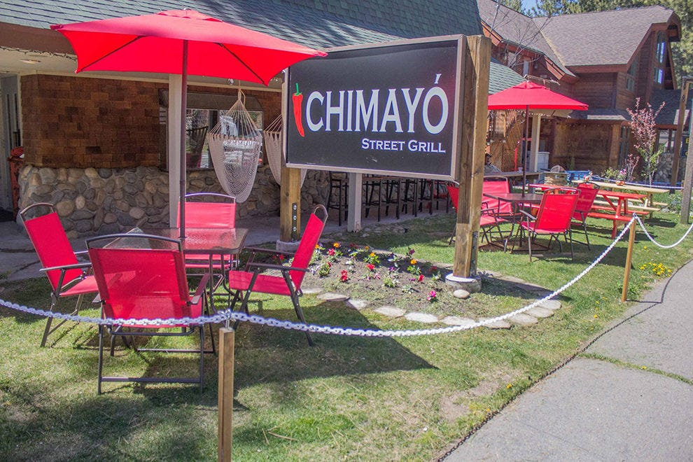 Chimayo Street Grill Tahoe Restaurants Review 10best Experts And