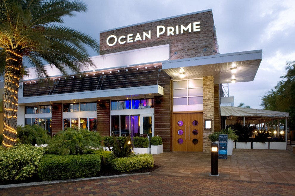 Photo Courtesy Of Ocean Prime Orlando
