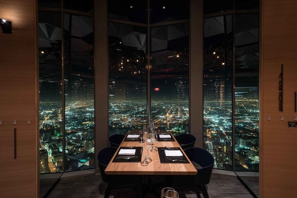 The Ponte Restaurant La Reviews