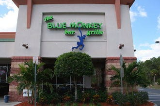 Blue Monkey Bar & Grille