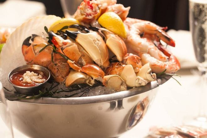 Joe S Seafood Prime Steak Stone Crab Las Vegas