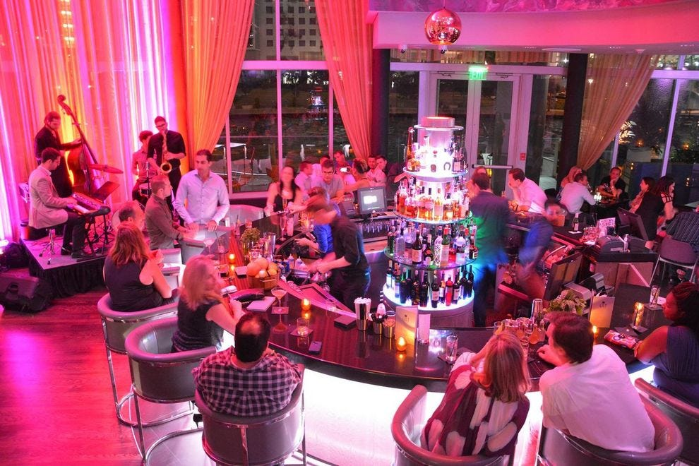 Miami Cocktail Lounges: 10Best Lounge Reviews