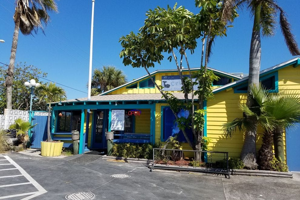 Sea Critters Cafe