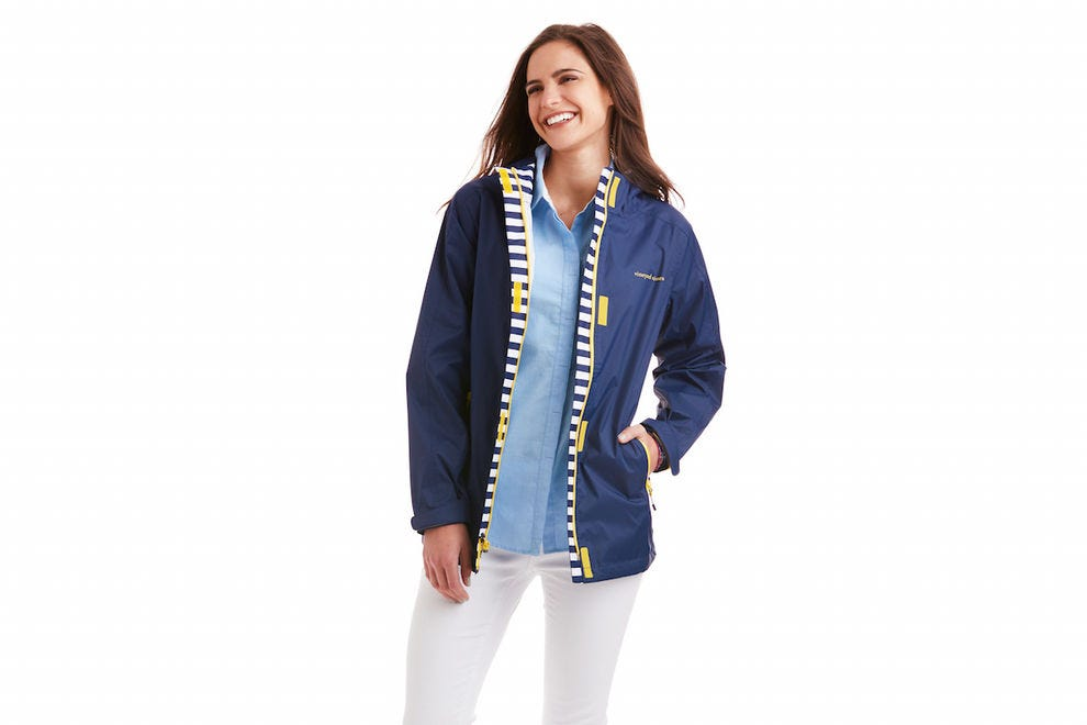 Stow & Go Rain Coat from Vineyard Vines