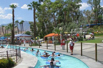 Knott's Soak City Water Park Palm Springs