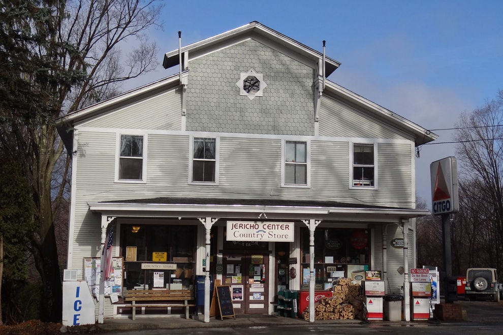 Vermont - Jericho Center Country Store
